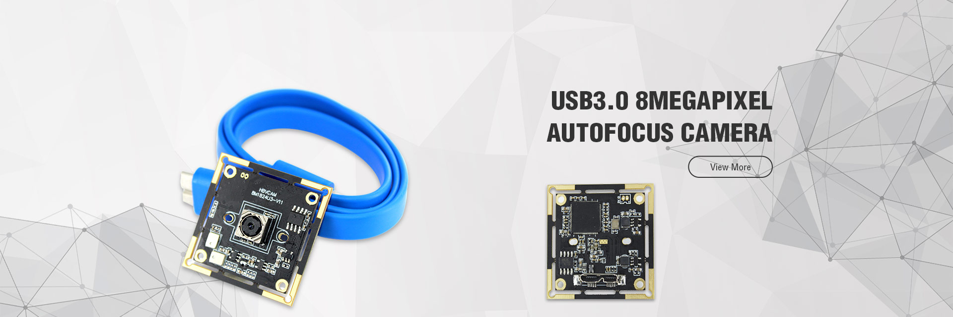 USB3.0 8MEGAPIXEL AUTOFOCUS CAMERA