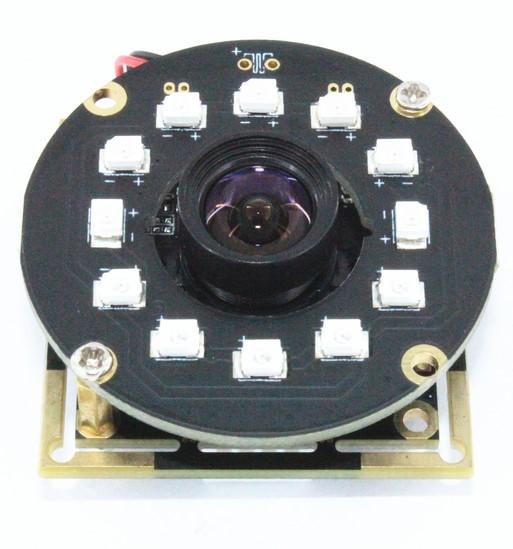 1MP HD Black and white Global shutter camera module