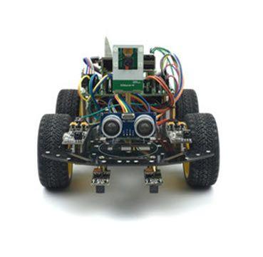 Raspberry Pi Intelligent robot Device