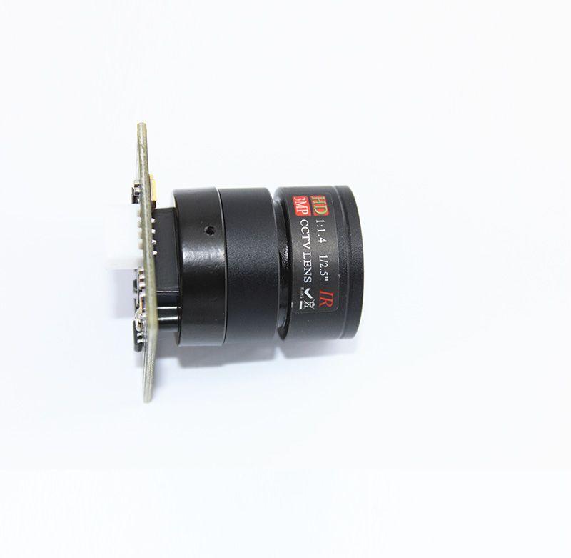 2MP 1080P H.264 Usb Camera Module