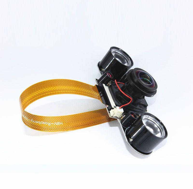 5MP Raspberry Pi Cameras with IR- CUT Switch