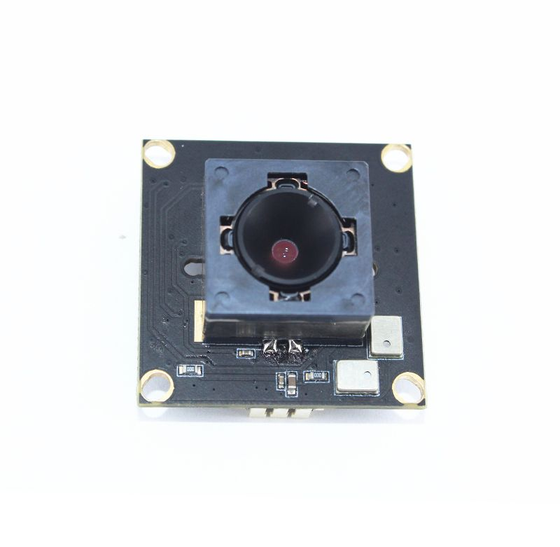 2MP 1080P HD 60fps Autofocus Camera Module with Microphone