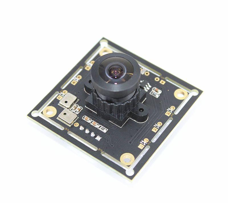 OV9732 1MP 720P HD Camera module with wide fisheye lens