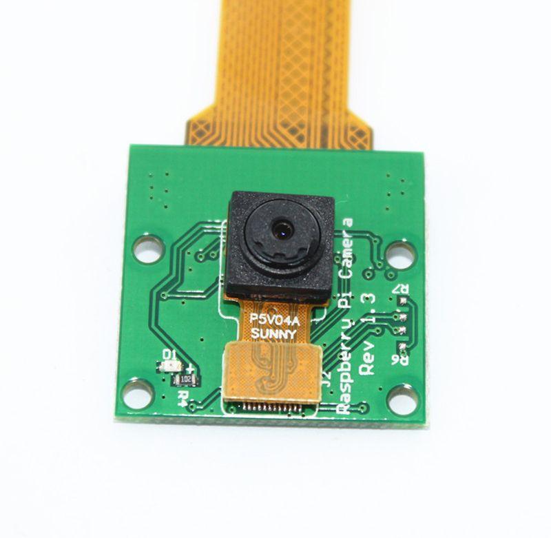 Raspberry Pi 3 Model B+ Camera Module 1080p 720p Mini Camera 5MP Webcam Video Camera compatible for Raspberry Pi 2 Model B