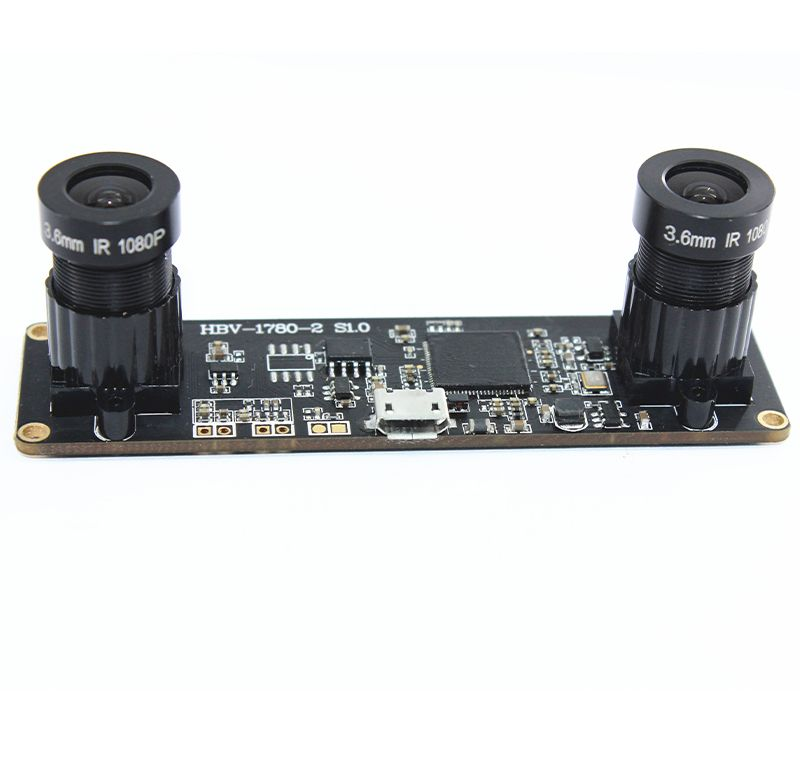 1MP 720P HD  Binocular Camera Module