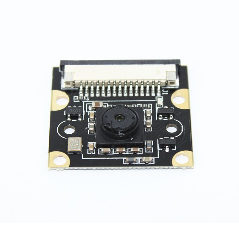 Raspberry Pi 3 Camera Module 1080p 5MP Night Vision Camera Raspberry Pi 3B+2pcs of 3w backlight