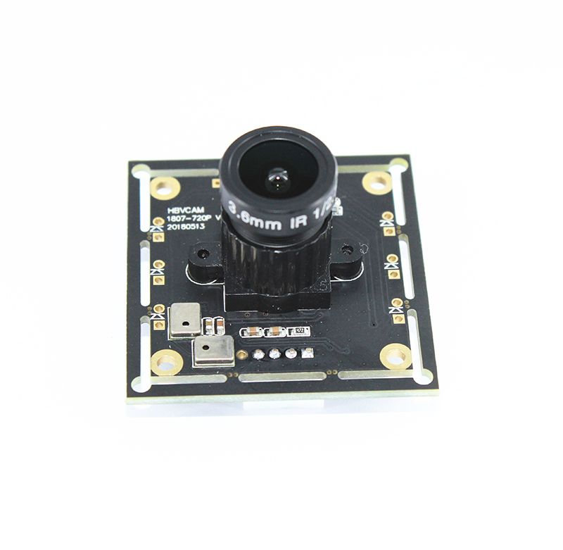 1Mega pixel HD ov9732 camera module with 3.6MM lens