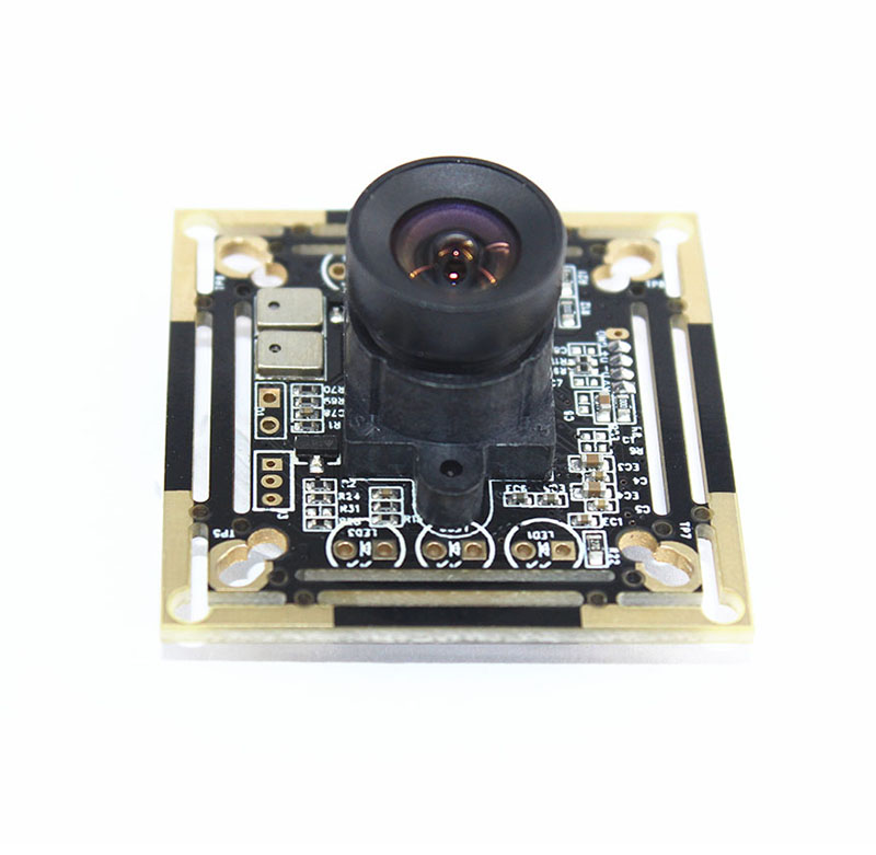 2MP Wide dynamic face detection camera module for Window Linux system