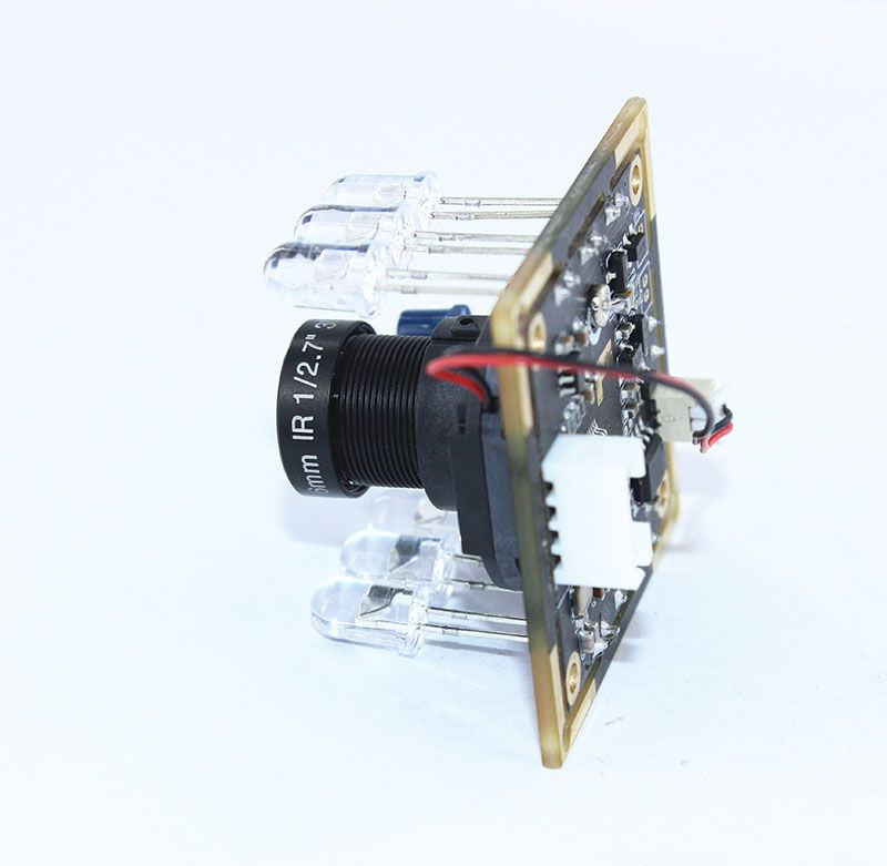 1080P HD 2Megapixel Camera Module with IR CUT switch for Day and Night