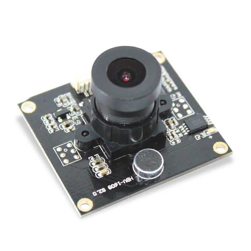 FOV120 Degree wide angle USB mini camera module built in microphone